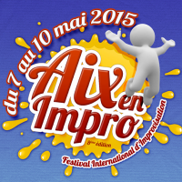 Festival Aix en Impro Friday Night Live: Thursday Edition